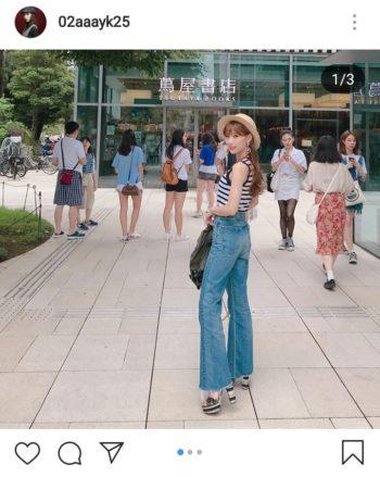 17イチナナライブ 石原彩香AYAKA イチナナ アーミー17ガーディアン